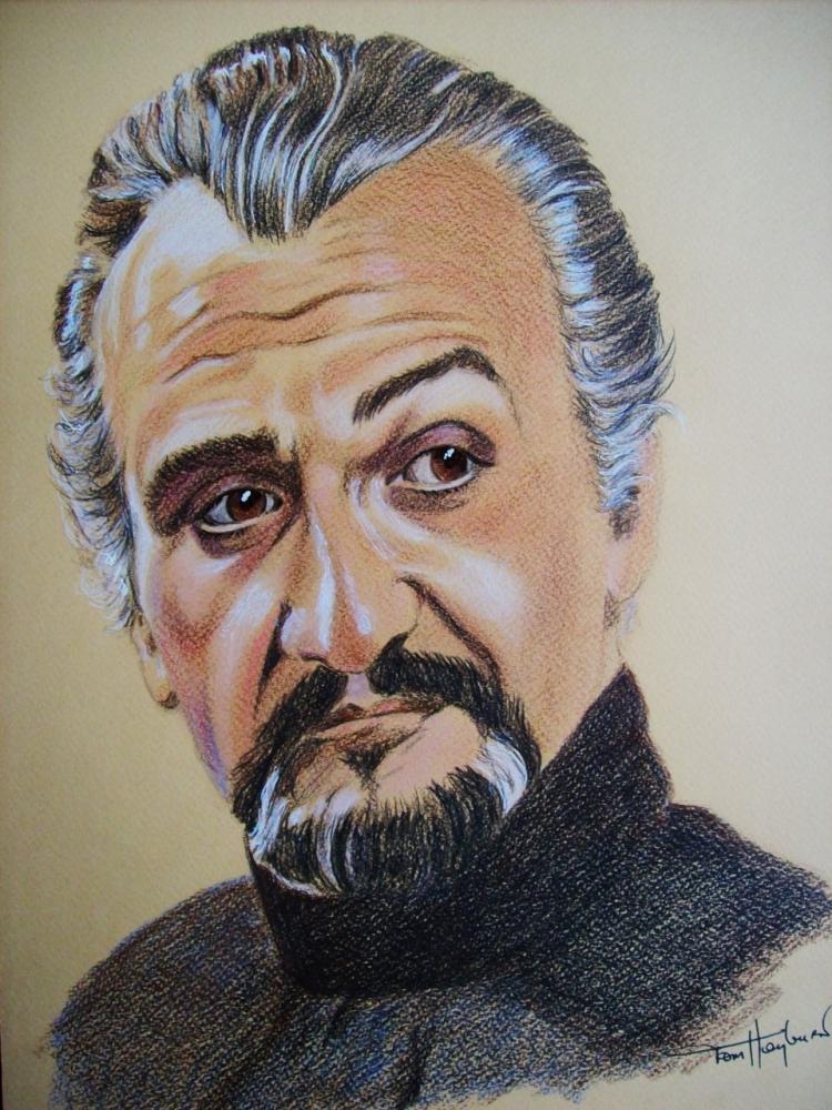 Roger Delgado by Tom-Heyburn
